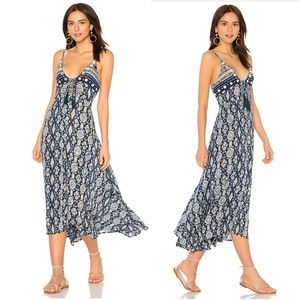 Raga Alohi Midi Dress